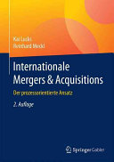Internationale Mergers   Acquisitions PDF