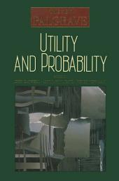 Utility and Probability