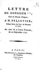 Lettre des professeurs en théologie, de Sorbonne et de Navarre, à MM. les administrateurs du directoire du département de Paris