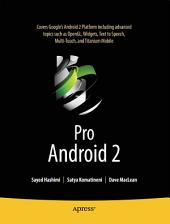 Pro Android 2