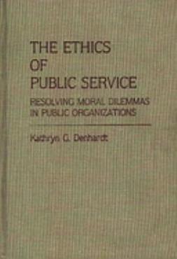 The Ethics of Public Service PDF