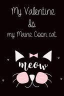Valentine Is My Maine Coon Cat PDF