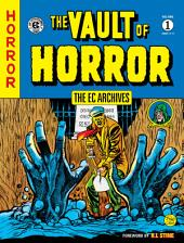 The EC Archives: The Vault of Horror: Volume 1