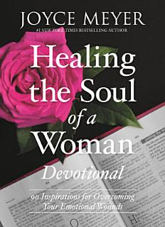 Healing the Soul of a Woman Devotional Book