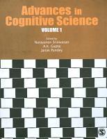 Advances in Cognitive Science PDF