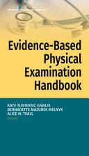Evidence Based Physical Examination Handbook PDF