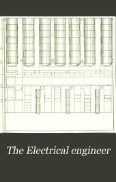 The Electrical Engineer: Volume 16