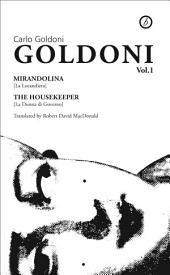 Goldoni: Volume One