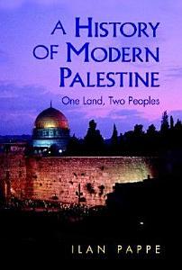 A History of Modern Palestine Book