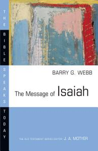 The Message of Isaiah Book