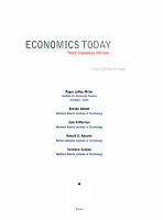 Economics Today   the Micro View PDF