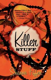 Killer Stuff: A Jane Wheel Mystery