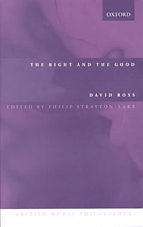 The Right and the Good PDF