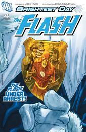 The Flash (2010-) #4