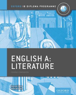 Oxford IB Diploma Programme  English A  Literature Course Companion PDF