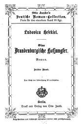 Eine brandenburgische Hofjungfer