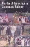 Murder of Democracy in Jammu and Kashmir PDF