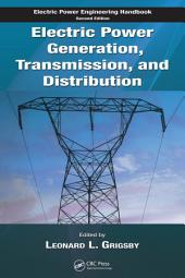 Electric Power Generation, Transmission, and Distribution