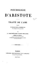 OEuvres d'Aristote