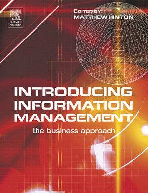 Introducing Information Management PDF