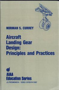 Aircraft Landing Gear Design