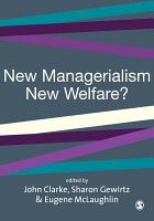 New Managerialism  New Welfare  PDF
