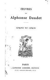 Œuvres de Alphonse Daudet ...