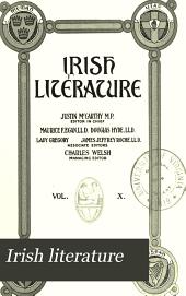 Irish Literature: Volume 10