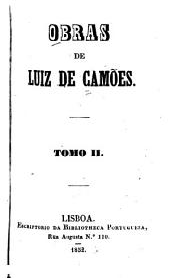 Obras de Luiz de Camões...