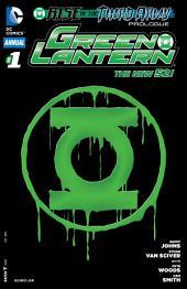 Green Lantern Annual (2011-) #1