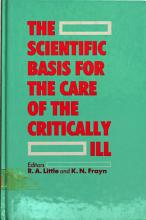 The Scientific Basis for the Care of the Critically Ill PDF