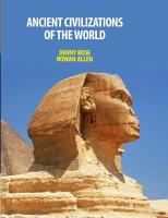 Ancient Civilizations of the World PDF