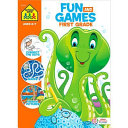 Fun   Games First Grade Ages 6 7 PDF