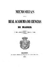Memorias de la Real Academia de Ciencias de Madrid: Tratado elemental de los números