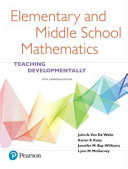 Elementary and Middle School Mathematics PDF