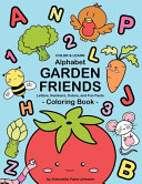 Alphabet Garden Friends