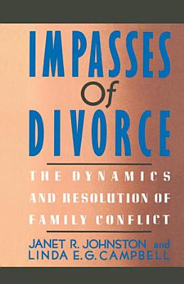 Impasses Of Divorce PDF