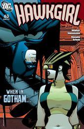 Hawkgirl (2006-) #63