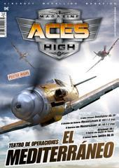AK2907 Aces High Magazine Issue 4 (ESPAÑOL): Teatro de operaciones el Mediterráneo