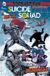 Suicide Squad (2011- ) #24