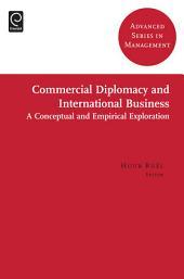 Commercial Diplomacy in International Entrepreneurship