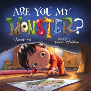 Are You My Monster  Book