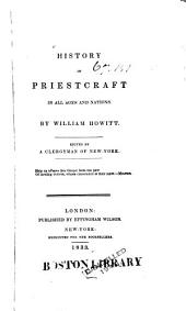History of priestcraft in all ages and nations