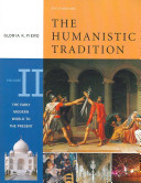 The Humanistic Tradition Book