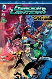 Green Lantern Annual (2012-) #3
