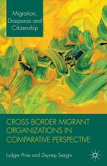 Cross Border Migrant Organizations in Comparative Perspective