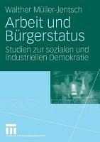 Arbeit und B  rgerstatus PDF