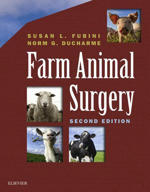Farm Animal Surgery   E Book
