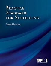 Practice Standard for Scheduling