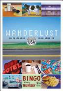 Wanderlust USA Postcard Box